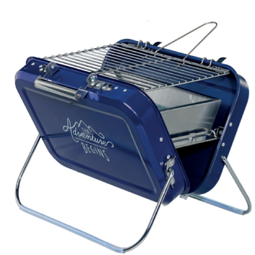 """Koffergrill  / Pic Nic Grill """"Portable Barbecue"""""""