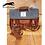 """Thumbnail: Stafford Leder- & Harris Tweed Schultasche / Aktentasche Old School """"Lewis"""""""
