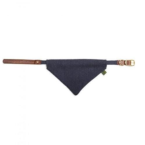 """Hunde Halstuch Tweed """"Sub Marine Tuch"""""""