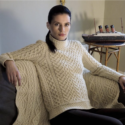 "Pullover ""Cork"" 100% super soft Merino"