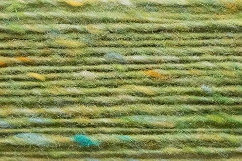 100% Irische Merinowolle Softe Strickwolle Hellgrün