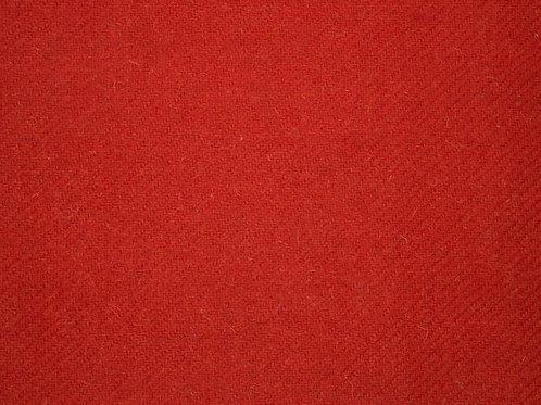 """Original Harris Tweed Meterware """"Red Orange"""" warm orange/rot"""