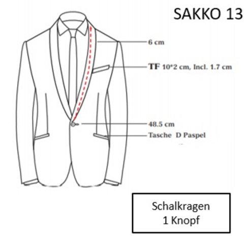 Sakkoform 13