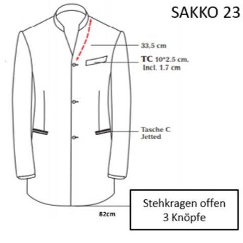 Sakkoform 23