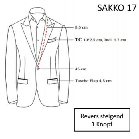 Sakkoform 17