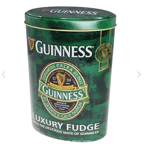 Guinness Fudge Karamellbonbons in nostalgischer Blechdose