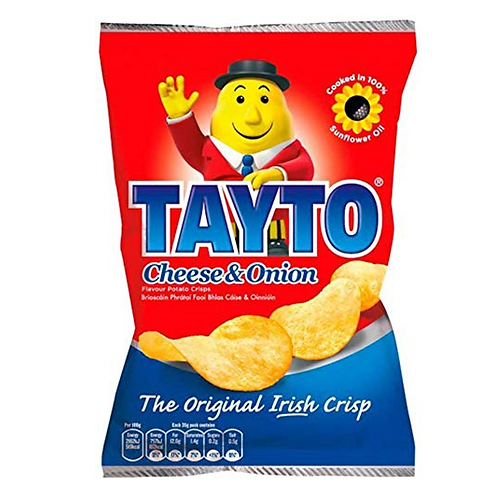 Kopie von Tayto Chips Cheese and Onion