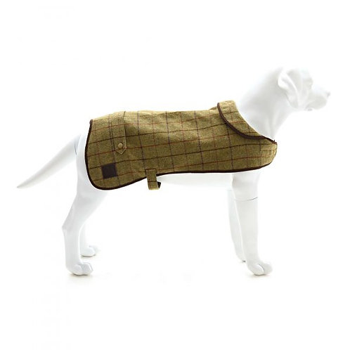 "Tweed Hunde Mantel 4 versch. Größen ""Lord Fluffy"""