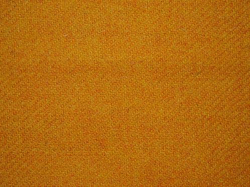 """Original Harris Tweed Meterware """"Sweet Orange"""" warm orange"""