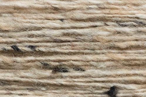 100% Irische Merinowolle Softe Strickwolle Beige