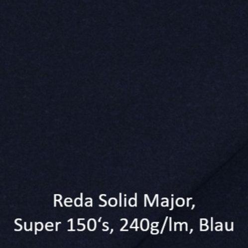 Reda 150's XL Solid Maßsakko