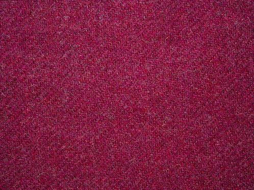 """Original Harris Tweed Meterware """"Pale Flower"""" warm rot/pink"""