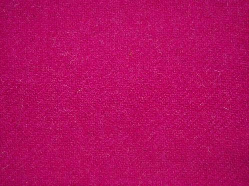 """Original Harris Tweed Meterware """"Lindsey Pie"""" strahlend pink"""