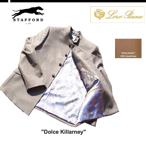 "Loro Piana Herren Cabrio Jacke ""Dolce Killarney & Dublin"" Kamelhaar..."