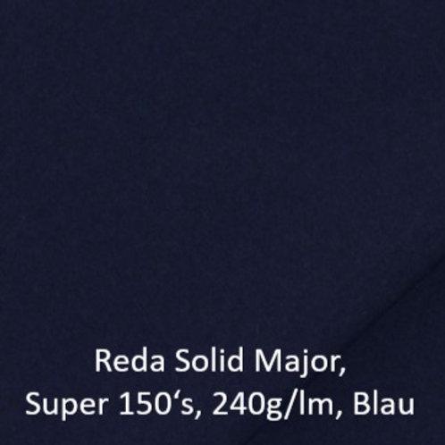 Reda 150's XLI Solid Maßsakko