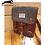 "Thumbnail: Stafford Leder- & Harris Tweed Messanger Bag ""Bradley"""