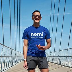 nomi sponsored athlete