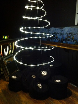 Protection Racket Christmas Tree....
