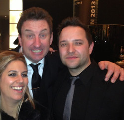 Me & Lee Mack, NTA aftershow party