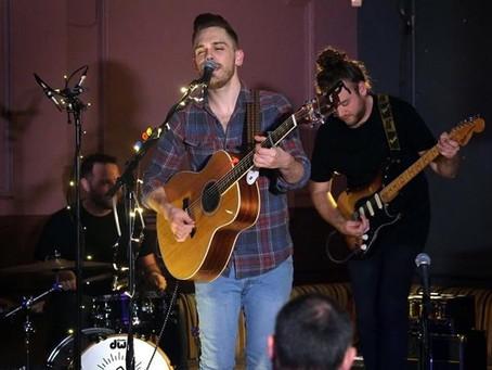 Guy Jones - Live acoustic