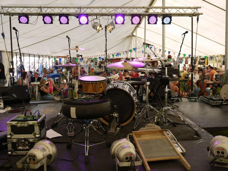 Pig Earth, Acoustic Festival of Brit