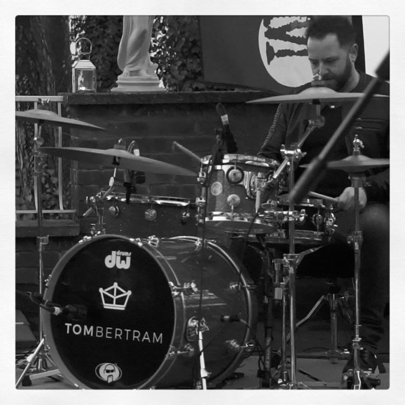 Tom Bertram video shoot