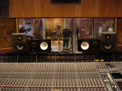 Livingston Studios, London.