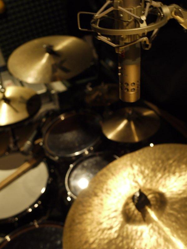 My studio, London.