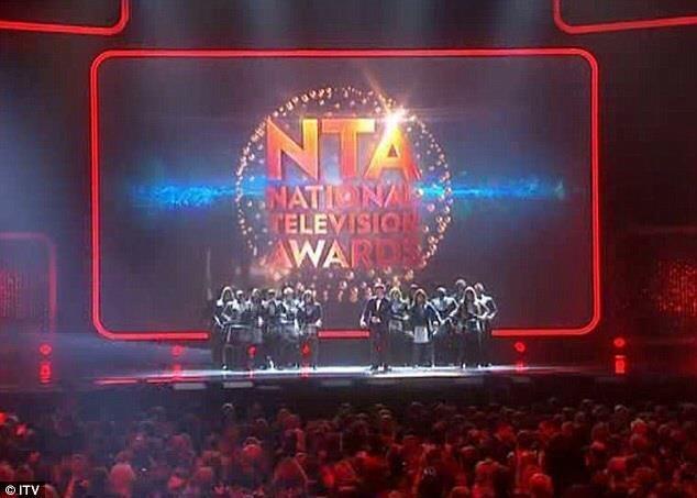 National TV Awards, O2 Arena.jpg