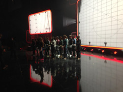 The guys, NTA's O2 Arena