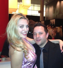 Me & Wallis Day, NTA aftershow party