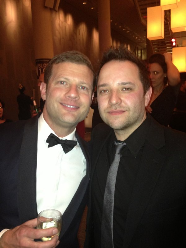 Me & Dermot, NTA aftershow party