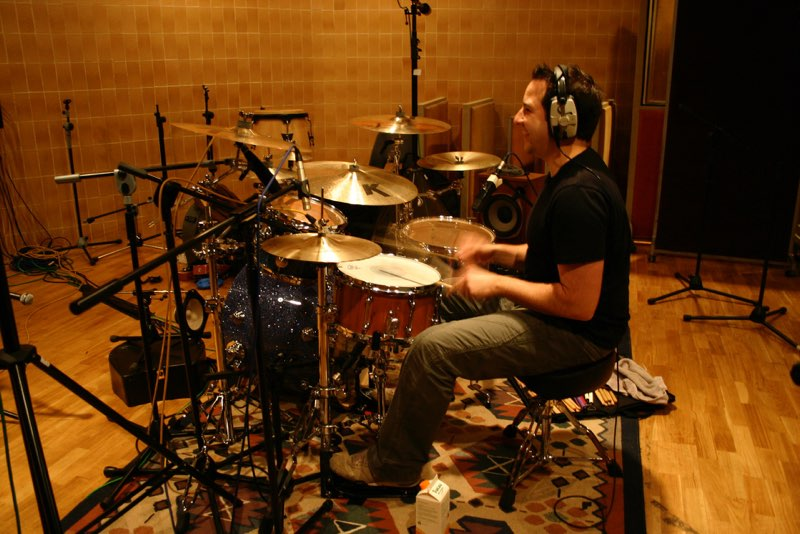 Livingston Studios, London.