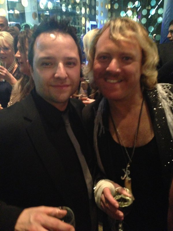 Me & Keith, NTA aftershow party
