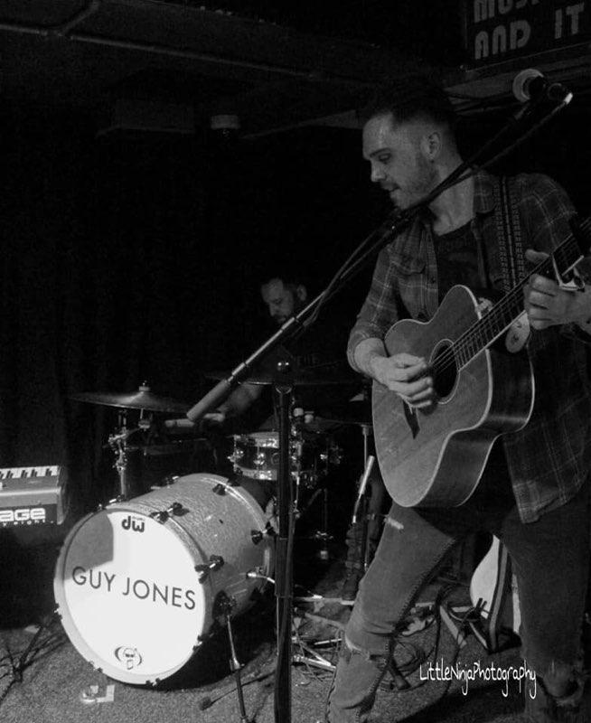 Guy Jones, London 2018