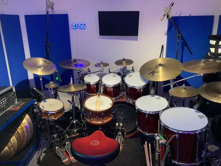 The Online Session - custom drum tracks available now!!