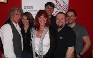 Pig Earth, BBC Radio Cambridge.