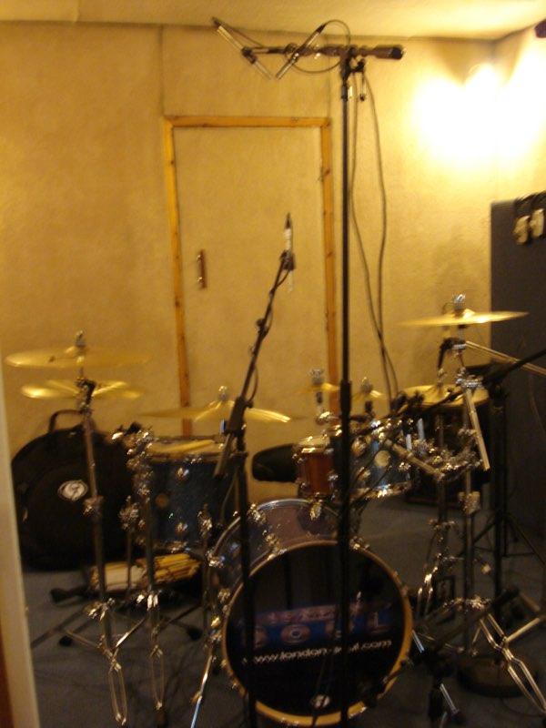 Goldust studios, Bromley Kent.
