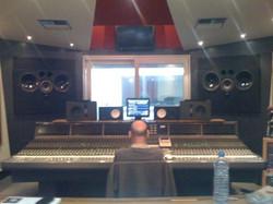 Miloko studios, London April 2010.