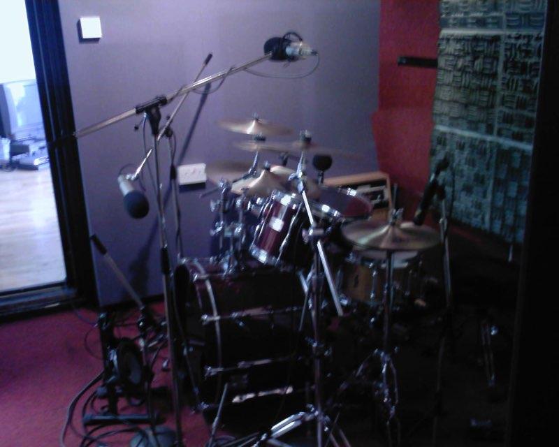 Courtyard Studios, Oxford.