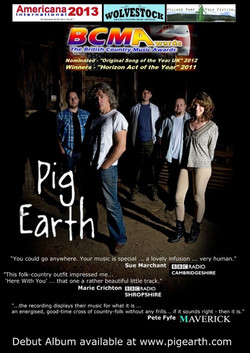 Pig Earth poster.