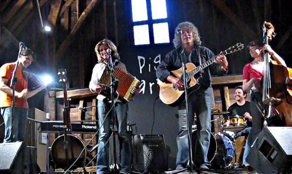 Pig Earth, The Great Barn.