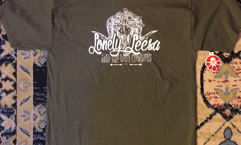 Lonely Leesa Logo Shirt