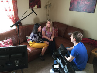 Interview with the family
