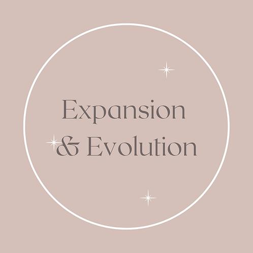 Expansion & Evolution (6 months payment plan)