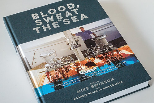 Blood, Sweat and the Sea –Limited Edition