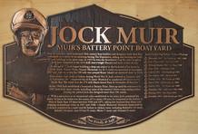 REMEMBERING JOCK MUIR'S LEGACY