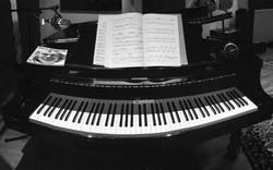 Grand Piano Capricorn Studio