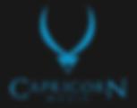 Capricorn Music Logo blau hellschwarz.pn