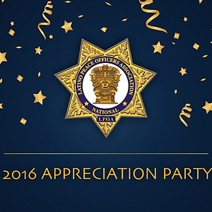 2016 Appreciation Party